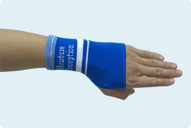 Long Elastic Wrist Brace - king kong medical