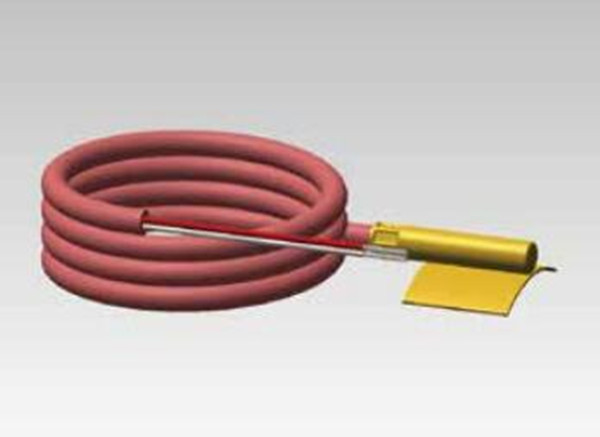Pipeline RTD temperature probes with copper tube(TM1111)(3)