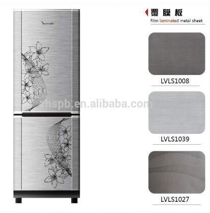 Flower vcm steel metal sheet