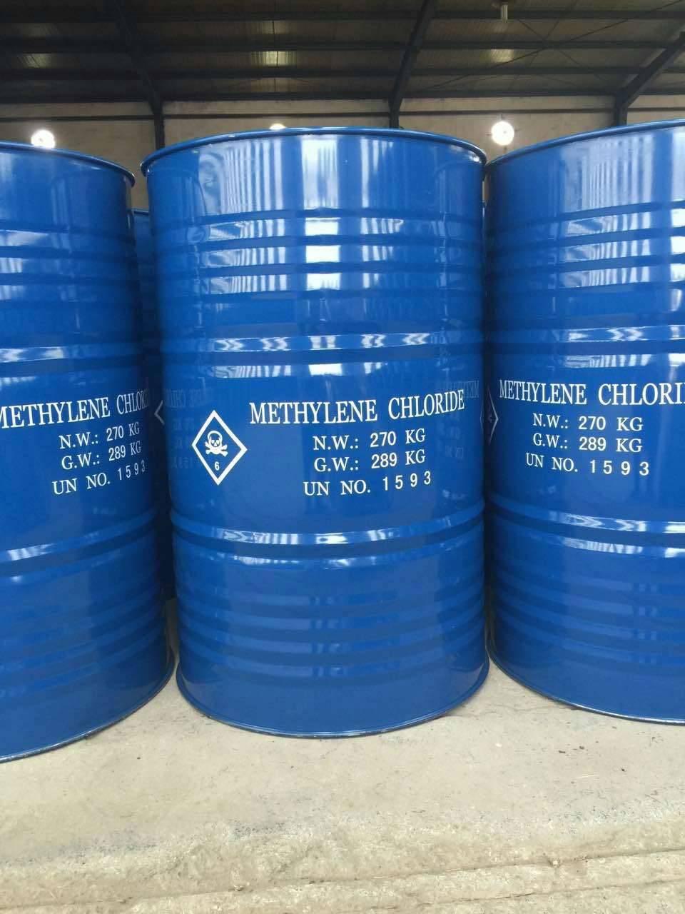 methylene chlroride