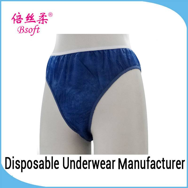 Attractive hot sales sexy disposable arabic women lingerie in light blue