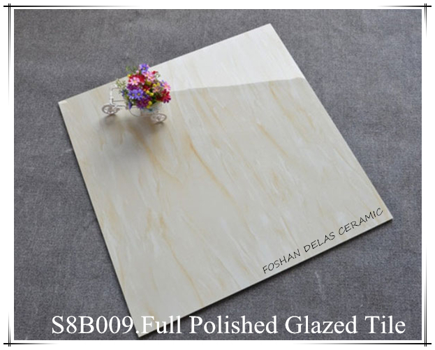 8B009 Wood Pattern Glazed Porcelain Floor Tile 600x600 800x800 1000x1000