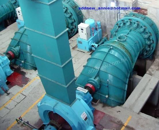 Tubular type hydro power generator
