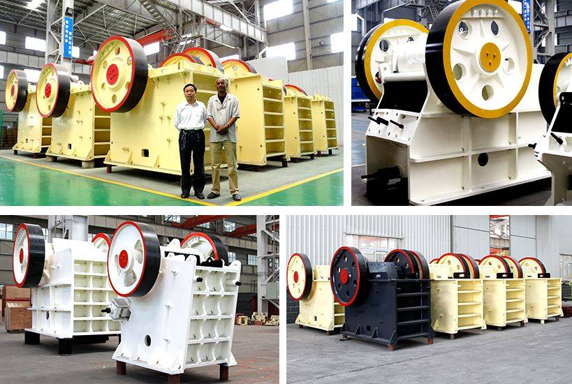 Advanced Jaw Crusher/46Jaw crusher/Hard Rock Jaw Crusher