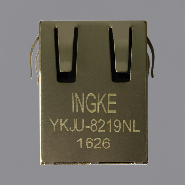 6605759-1 10/100 Base-T RJ45 Jacks With Magnetics