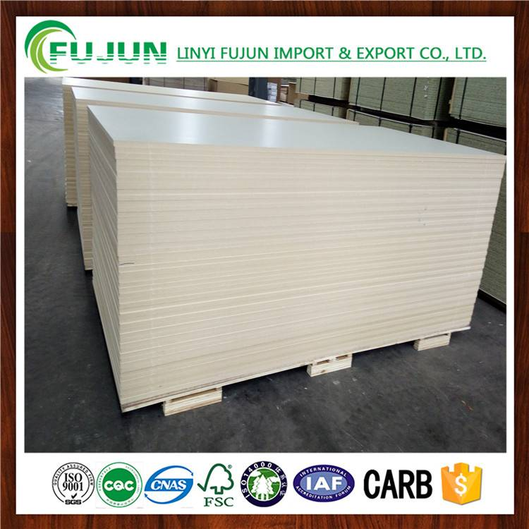 different thickness mdf of 1220*2440mm