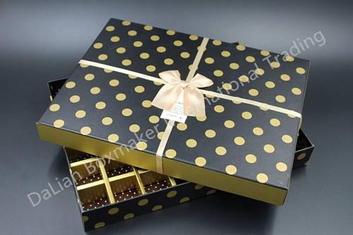 hot sale high quality chocolate box