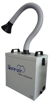 High Efficiency Smoke Filter For Lab & Beauty Salon Air Filtration