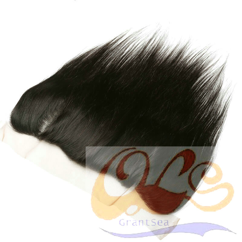 Favourite Product hot selling cheap price hair413 lace closure 100% Brazilian human hair no tangl