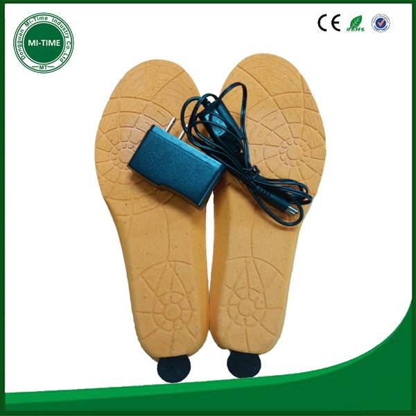 branded rechargeable insoles electric remote control