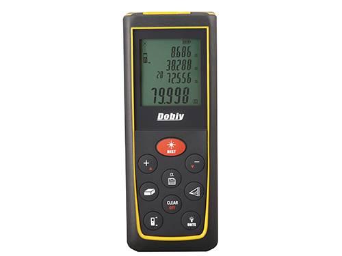 Dobiy digital laser distance measure 100m model X100+ with tilt sensor