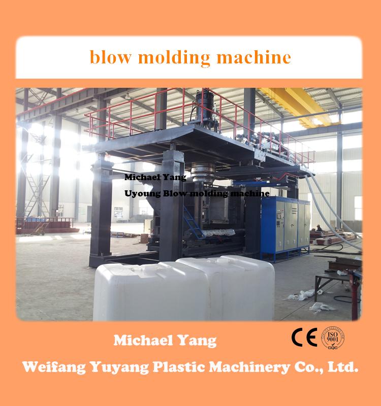IBC machine blow molding machine
