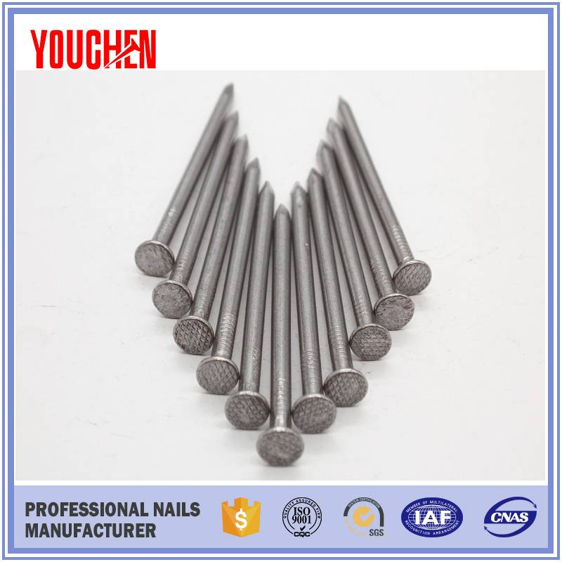 2016 New Products Polished Common Wire Nails