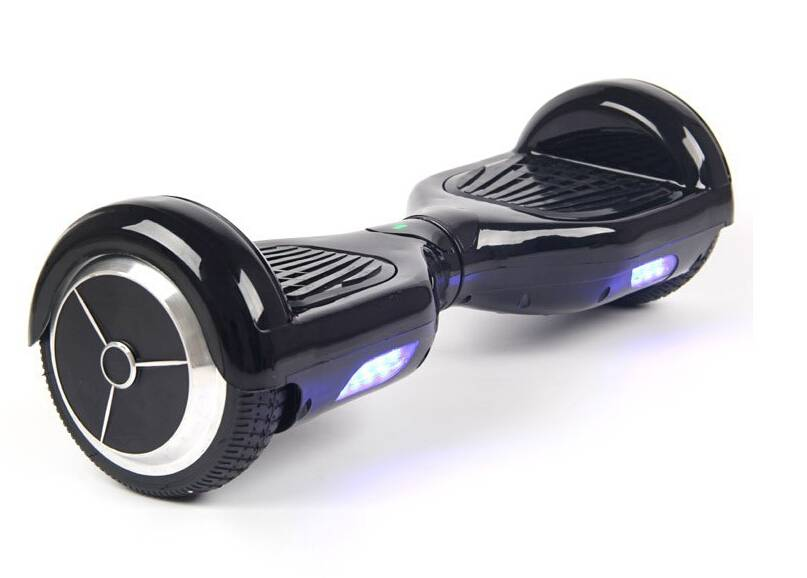 6.5inch hover board hands free 2 wheel smart self balancing electric scooter