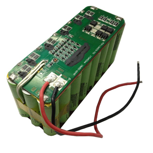 PERMA Battery Pack Customized of Panasonic 18650 and Protection PCM