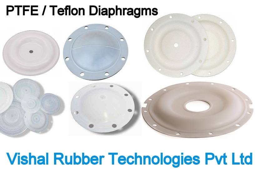 PTFE or Teflon Diaphragms