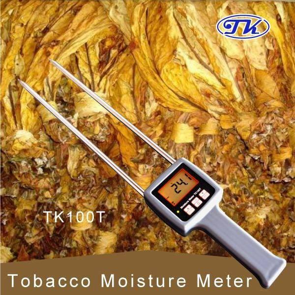 TK100T Tobacco Bale Moisture Meter New Design