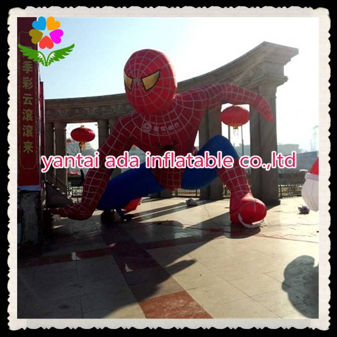 Inflatable Spider-man