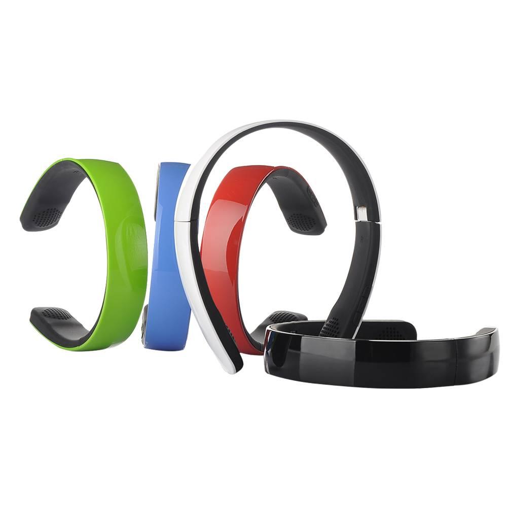 Foldable Headband bluetooth headphone