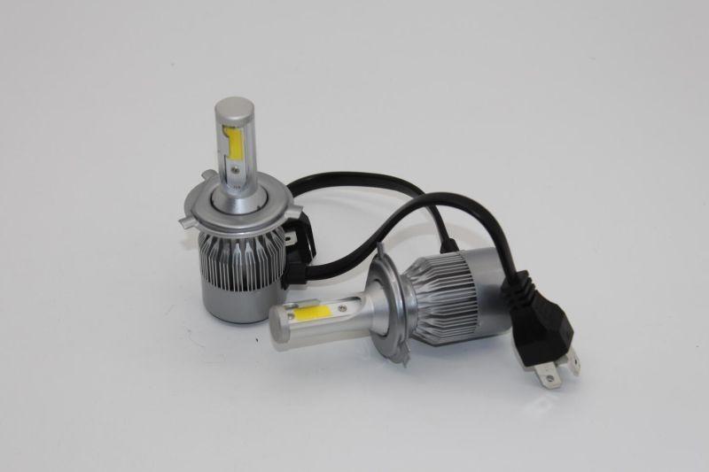 High Bright Car LED Headlight Bulbs H7 H8 H9 H11 9005 9006 H4 H1 H3 LED Headlight