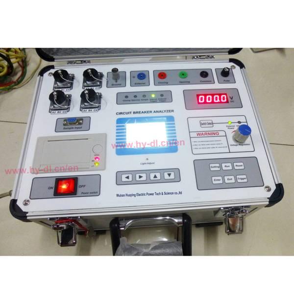 High Voltage Circuit Breaker Testing Equipment