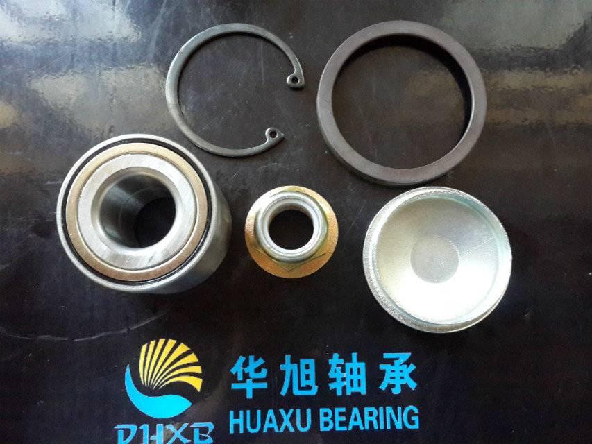 FAG 713610100 VKBA1358 wheel bearing kit fitting position front axle