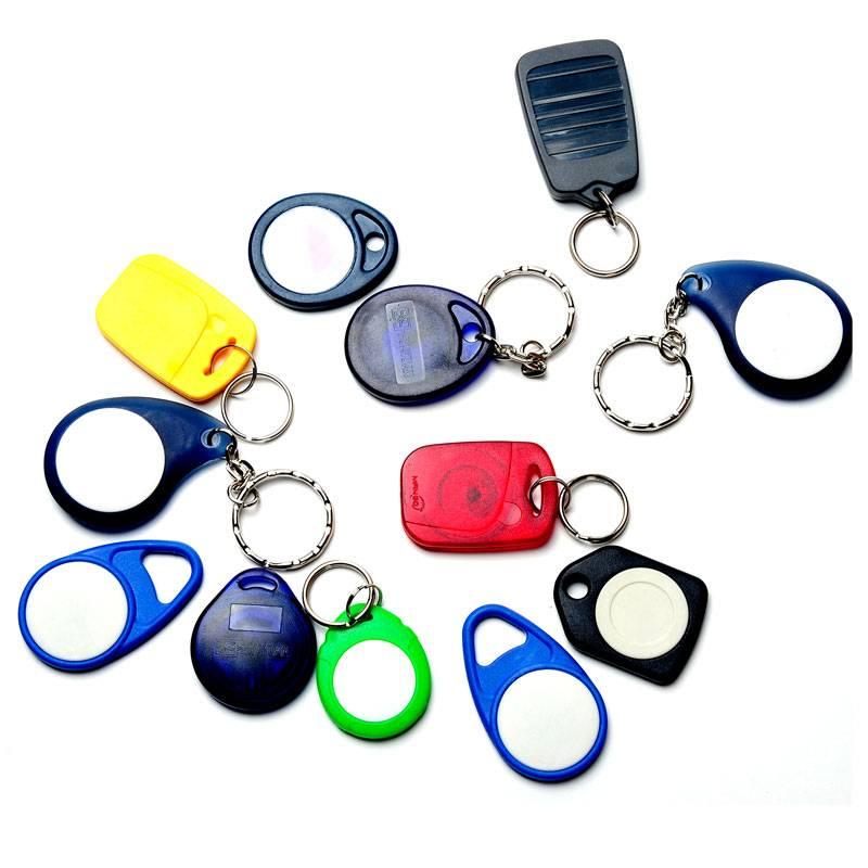 RFID Keyfob for Loyalty Management