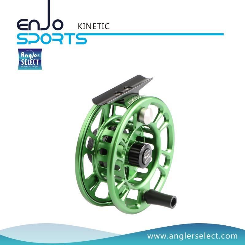 Angler Select Fishing Tackle CNC Fly Fishing Reel (KINETIC 3-4)