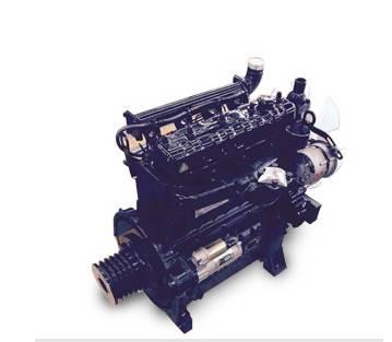 wood chipper machine use 60hp-80hp diesel engine