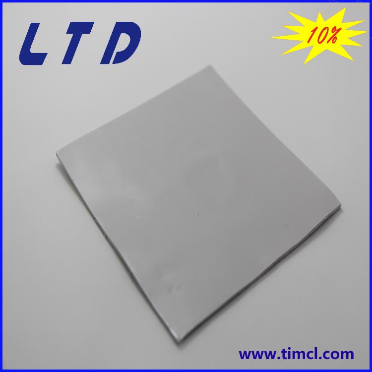2.5W/M-K PC thermal pads thermal conductive pad cooling pad for LED PCB CPU GPU