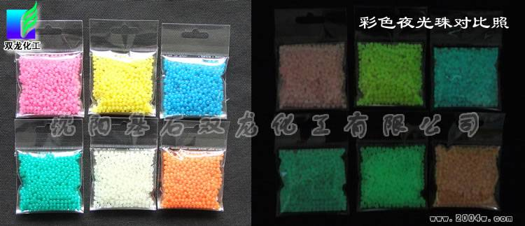 Super absorbent Polymer >> Luminous water absorbent beads