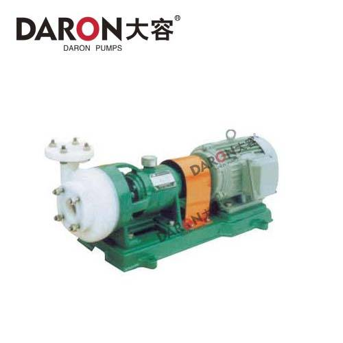 Drfsb Fluorine Plastic Alloy Centrifugal Pump