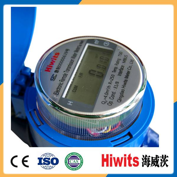 Smart Electronic Remote Reading Modbus Class C Digital Water Meter