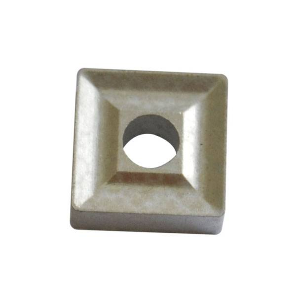 Cemented carbide NC blade Square with hole