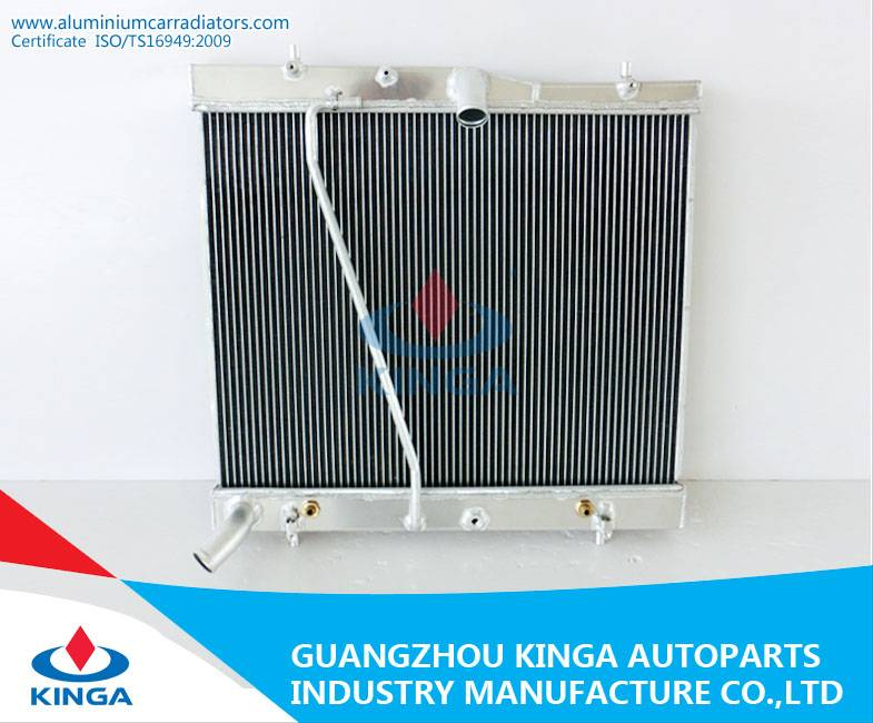 Car Radiator All Aluminum Materail Radiator for Toyota HIACE TRH200/214/219