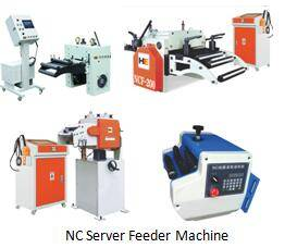 NC feeder machine