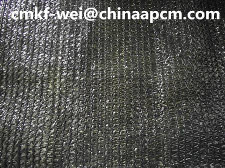 Plastic shade NET and flat yarn shage net