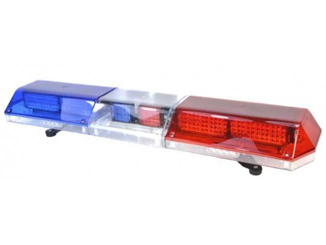 DC12V,Gen2rd 1W leds,total 64 pcs of LEDs in upper layer,8 pcs of TIR leds flash lights,2 pcs leds a