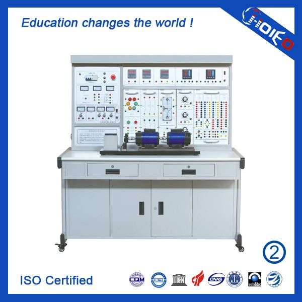 Motor and Electrical Technology Trainer,electrical motor control trainer,vocation experimental train