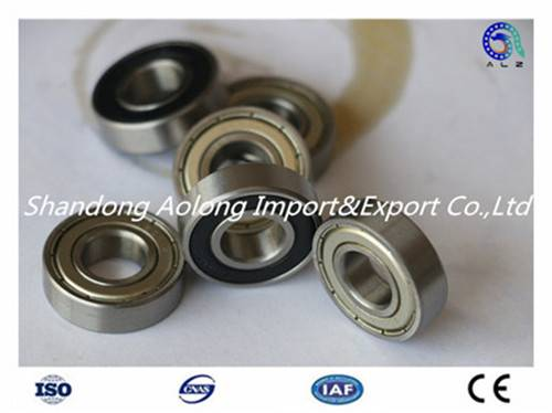 Factory manufacturer 609 Deep groove ball bearing