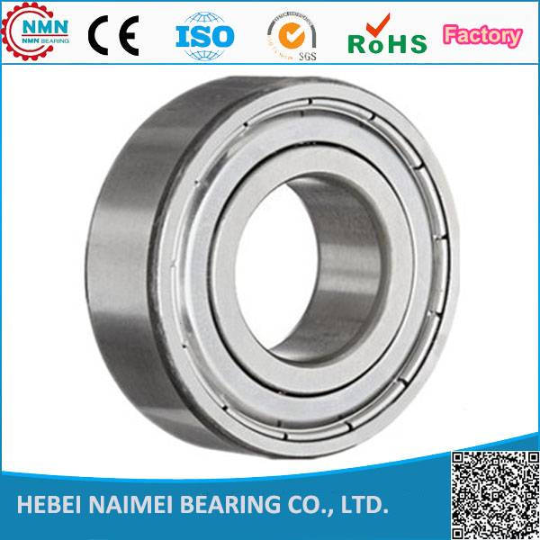 china factory low noise 10x26x8mm deep groove ball bearing 6000 6000zz 6000-2rs