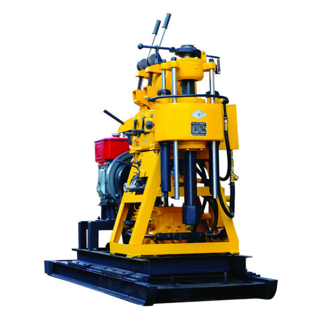 200m core drilling rigs hydraulic water well drilling