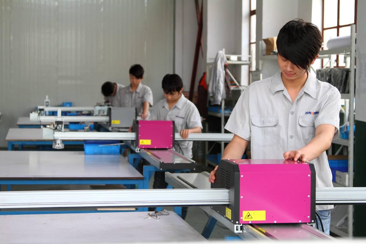 High structure discount price Cantilever CNC Plasma Cutting Machine
