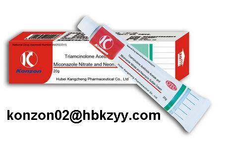 Triamcinolone Acetonide Acetate and Miconazole Nitrate and Neomycin Sulfate Cream