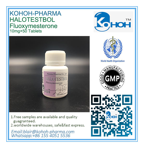 Halotestbol Fluoxymesterone Tablets Steroids Powder