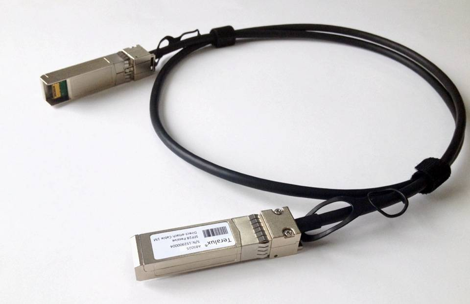 25G SFP28 Direct Attach Cables