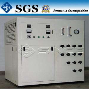 Hydrogen Maker Ammonia Cracker System , Liquid Ammonia Generator