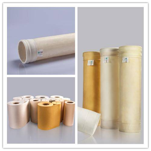 JiangSu AoKai Dust collection high temperature Nomex/pps filter bag