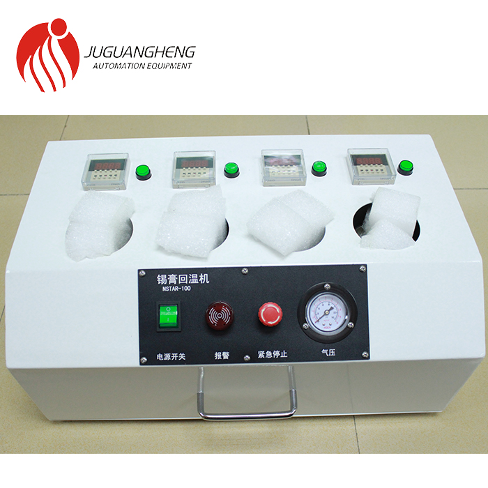 Top JGH-883 solder paste temperature back machine