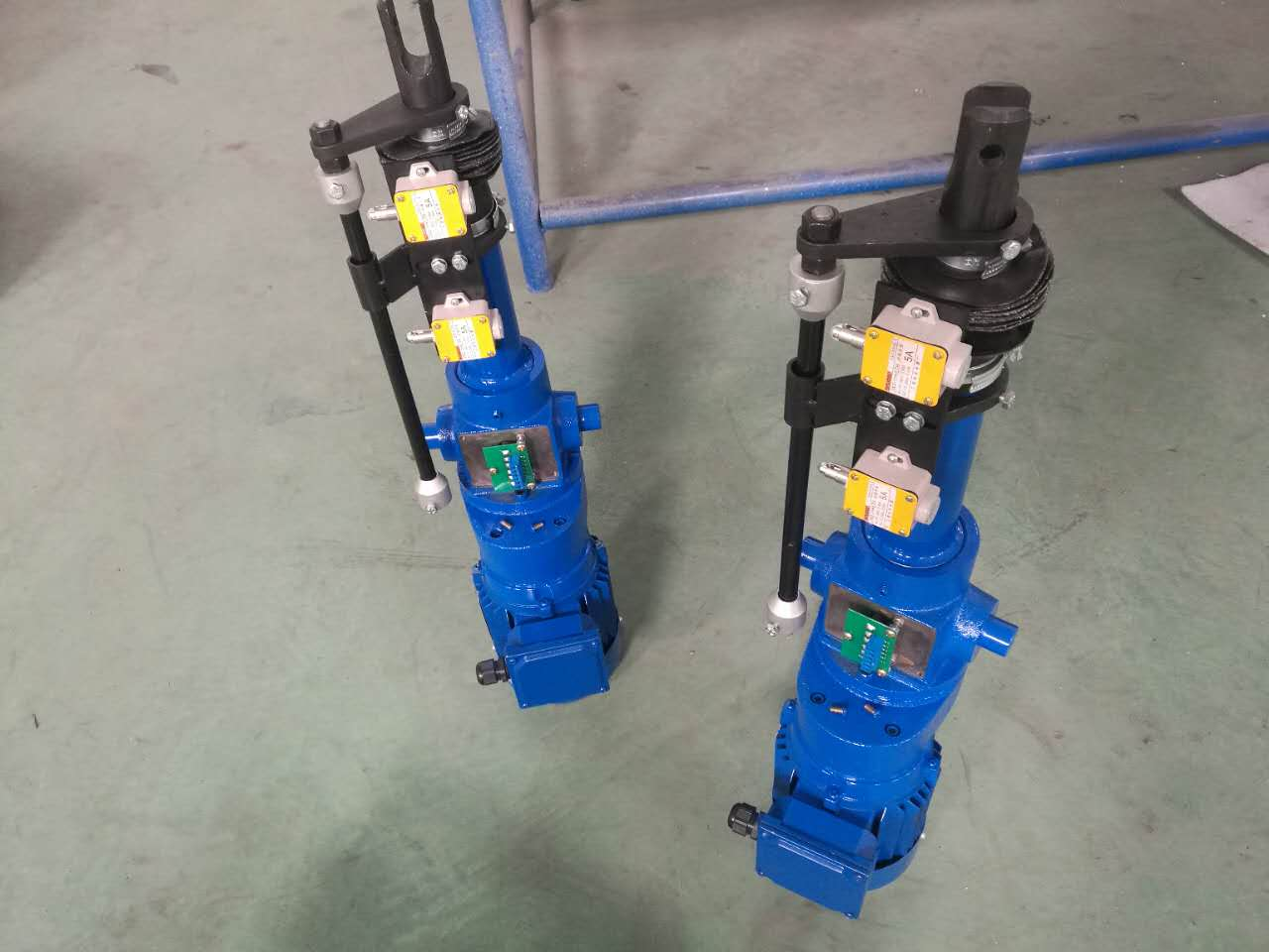 Special DT Electric Putter for Steel Mill
